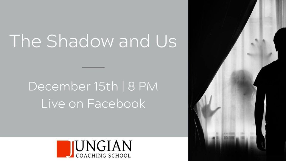 The Shadow and Us - Facebook Live broadcast by Dr Avi Goren Bat - Jungian Coaching School